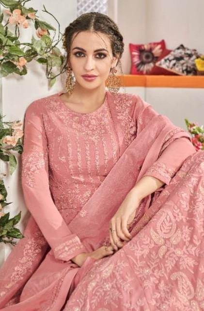 Arihant Rehanna 5 Pure Georgette Designer Readymade Salwar Suits Catalog Collection - theempirehubs