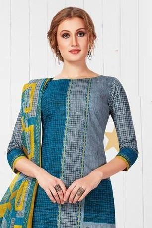 JK Malai Cotton Vol-1 Designer Printed Cotton Dress Material Catalog Collection - theempirehubs