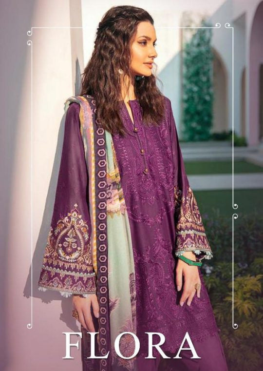 Deepsy Suits Flora Pakistani Style Salwar Suits Catalog Collection