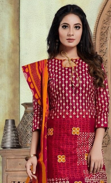 Lakhani Dhamaal Vol-2 Printed Cotton Suits Catalog