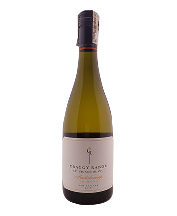 Craggy Range Sauvignon Blanc Martinborough Te Muna(2018) 750 ml