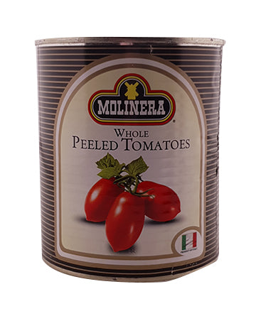 Molinera Whole Peeled Tomatoes 800g