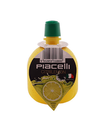 Piacelli Citrilemon Lemon Juice Concentrate 200ml