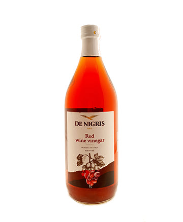 De Nigris Red Wine Vinegar 1 Liter