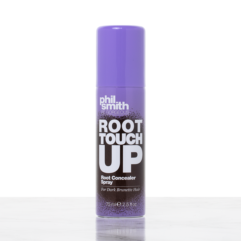 Root Touch Up - Root Concealer Spray for Dark Brunette Hair
