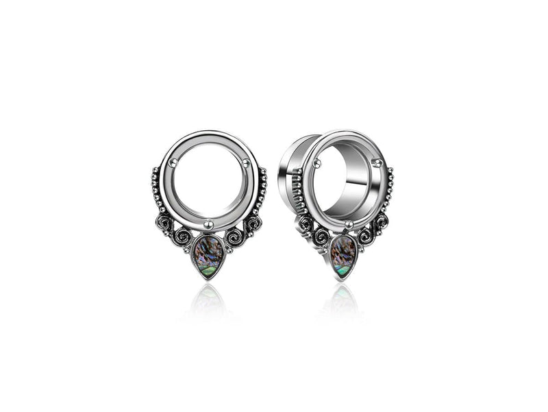 Piercing-Dealer 6mm Dilatatore Orecchio <br> Tunnel