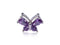 Piercing-Dealer Viola Microdermal Piercing <br> Swarovski®