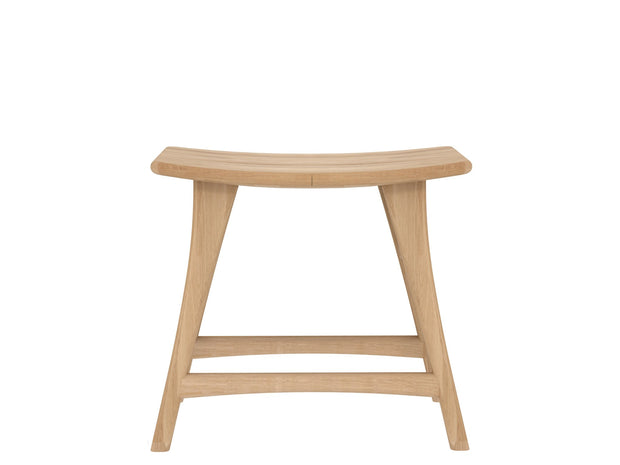 Oak Osso Stool in Various Colors