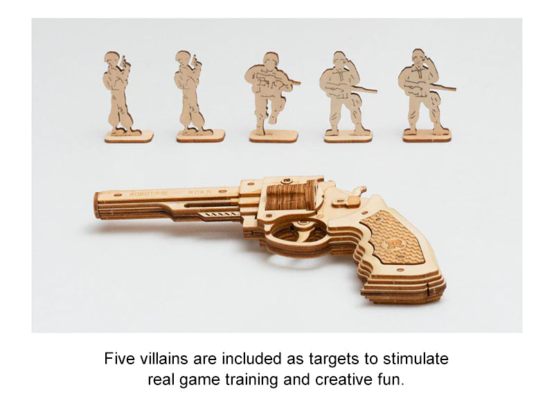 comes with 5 practice targets