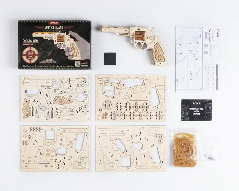 everything included in the box