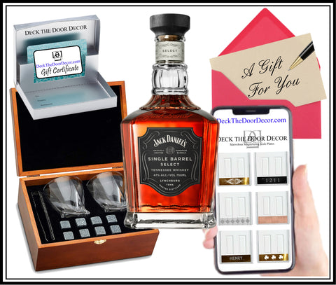Tier Four Luxury Kick Plate Gift Package