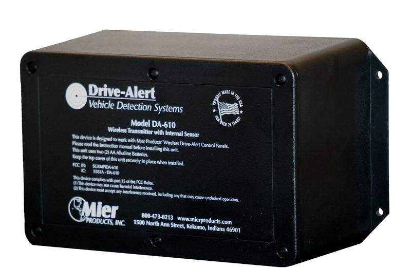 Mier DA610TO Wireless Vehicle Sensor Transmitter