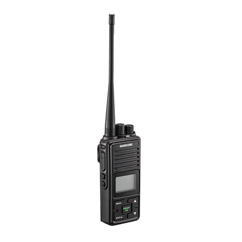 Samcom Digital Portable Wireless Walkie Talkie Intercom