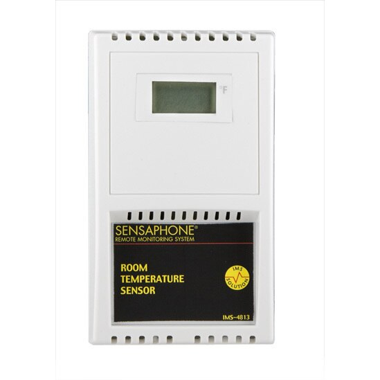 Sensaphone IMS4813 IMS Solution Indoor Temperature Sensor