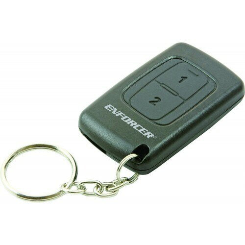 Seco-Larm SK-919T2-GNQ RF Wireless Remote Key Fob, 2 Button
