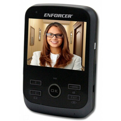 Seco-Larm SL-DP-266-M3Q Extra Monitor for Wireless Video Door Phone