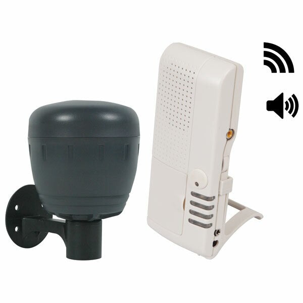 STI-V34150 Wireless Magnetic Driveway Alert with Voice Alert