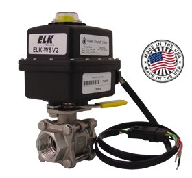 ELK WSV2 Water Shut Off Valve