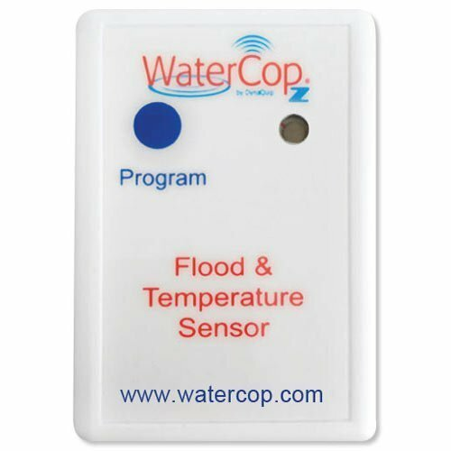 WaterCop ZWave Wireless Water and Temperature Sensor