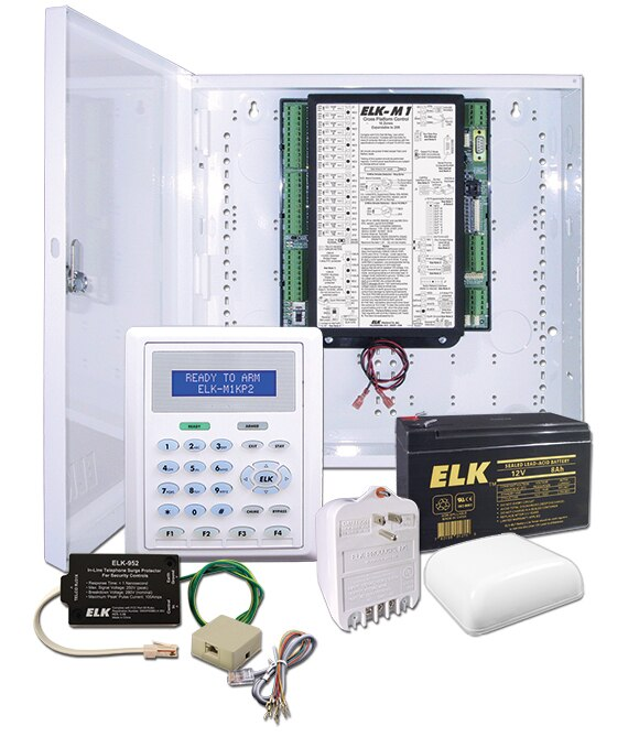 ELK M1GSYS4S ELK M1 Gold Security and Automation Kit