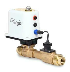 FloLogic FLS0035 3.5 Whole Property Water Flow Detection and Shut Off Valve