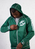 Sac State Hornets High Key Fleece Zip Jacket