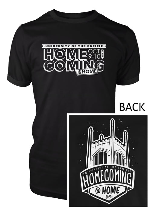 UOP Homecoming @ Home T-shirt