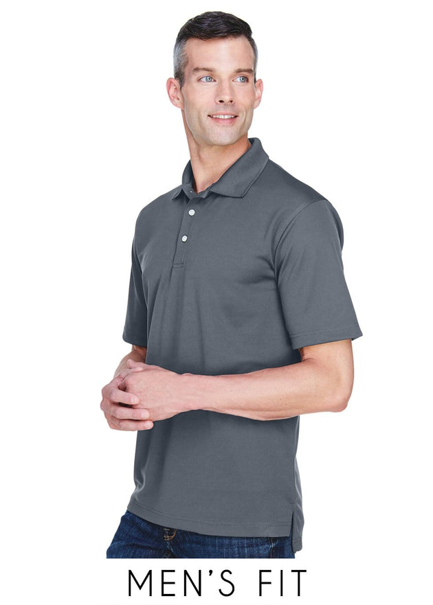 Pacific Tigers Upper Echelon Performance Polo