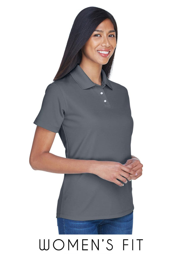 Pacific #1 Mom Performance Polo