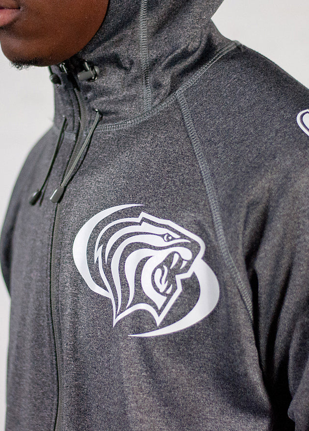 Pacific Tigers High Key Fleece Zip Jacket