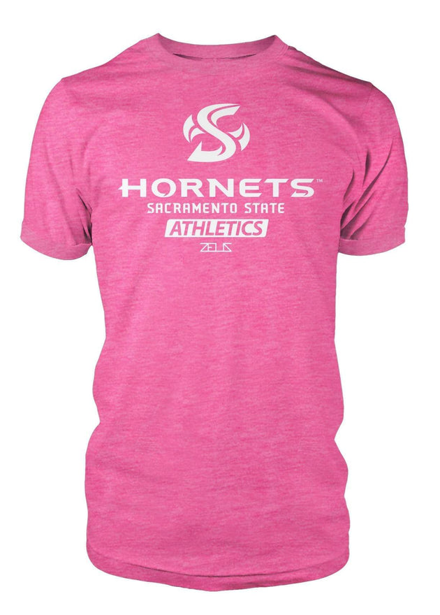 Sacramento State Hornets Sac State Athletics Division I T-shirt by Zeus Collegiate