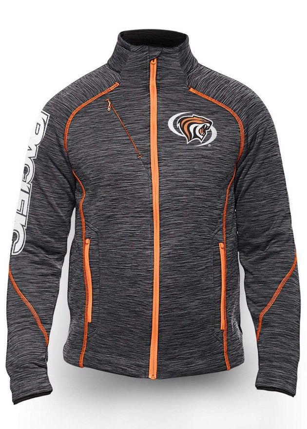 University of the Pacific Tigers Frenzy Track Jacket: Powercat by Zeus Collegiate
