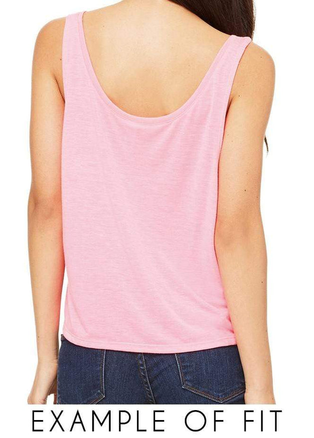 I Love Pacific: Tommy Tiger Boxy Tank Top
