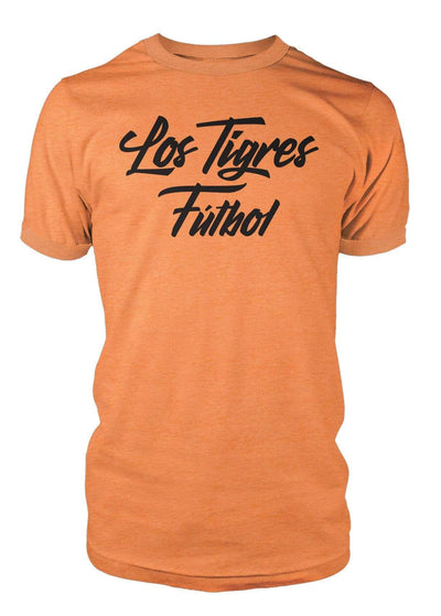 University of the Pacific Tigers Los Tigres Futbol Soccer by Zeus Collegiate