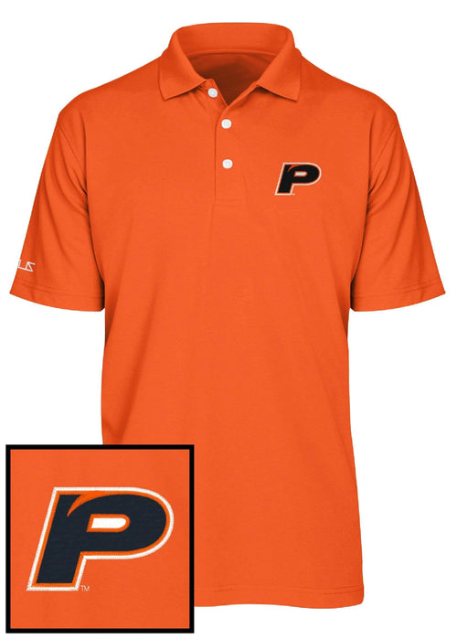 University of the Pacific Tigers Pacific Athletics P Performance Polo Shirt by Zeus Collegiate