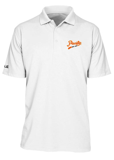 University of the Pacific Tigers Pacific Spirit Performance Polo by Zeus Collegiate