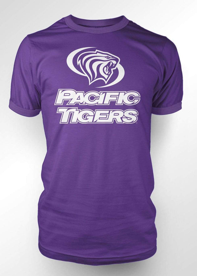 University of the Pacific Tigers Classic Series T-Shirt by Zeus Collegiate