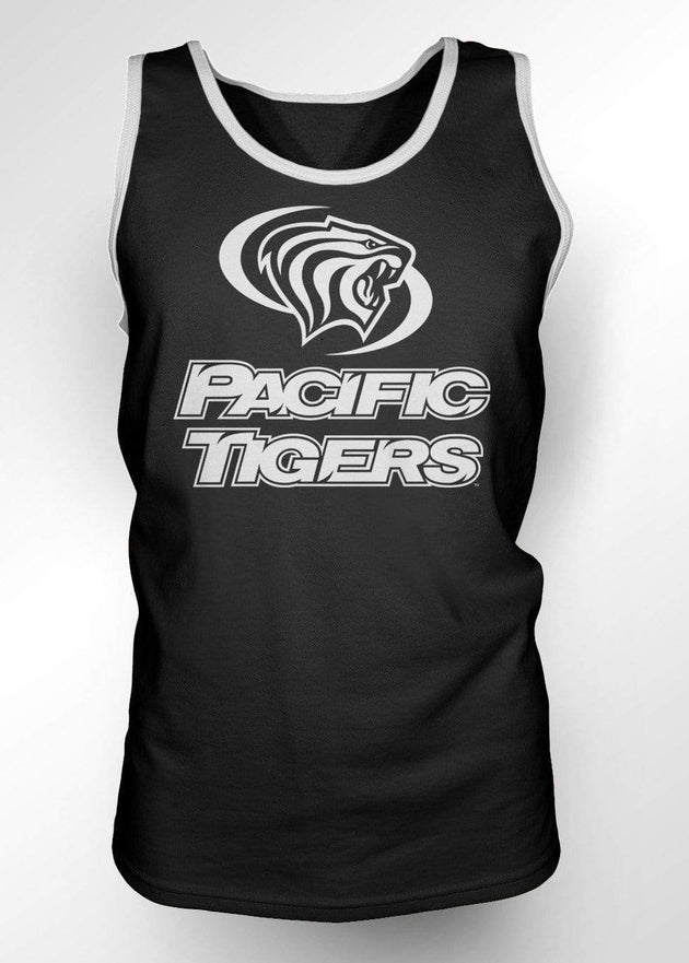 University of the Pacific Tigers Classic Tank Top by Zeus Collegiate