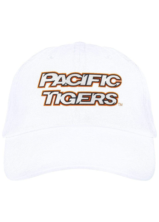 University of the Pacific Tigers Pacific Tigers Fadeaway Cap Hat by Zeus Collegiate