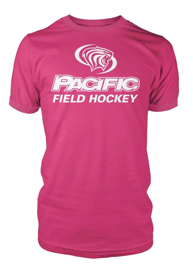University of the Pacific Tigers Field Hockey Division I T-shirt by Zeus Collegiate