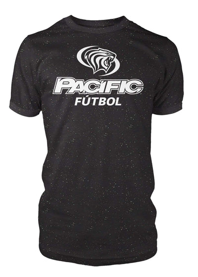 University of the Pacific Tigers Futbol (Soccer) Division I T-shirt by Zeus Collegiate
