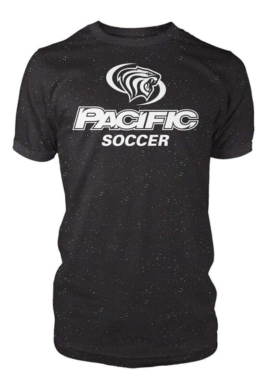 University of the Pacific Tigers Soccer Division I T-shirt by Zeus Collegiate
