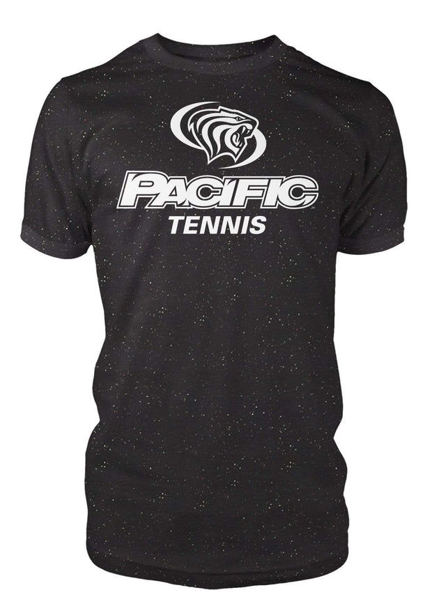 University of the Pacific Tigers Tennis Division I T-shirt by Zeus Collegiate