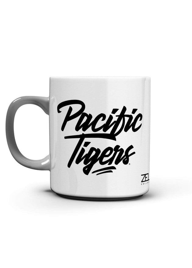 University of the Pacific Tigers Upper Echelon Mug by Zeus Collegiate