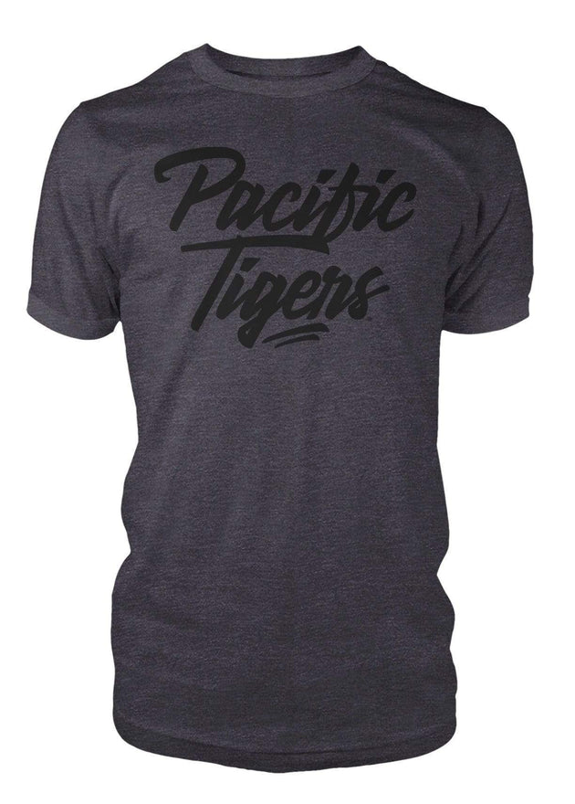 University of the Pacific Tigers Upper Echelon T-Shirt by Zeus Collegiate