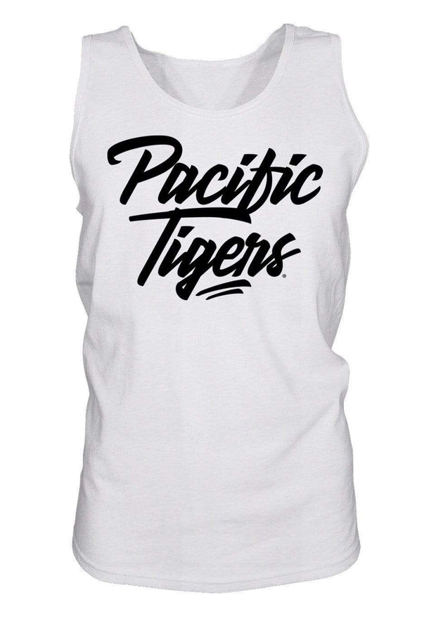 University of the Pacific Tigers Upper Echelon Tank Top by Zeus Collegiate