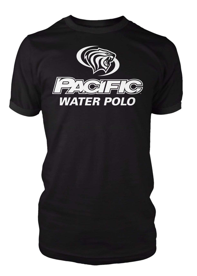 University of the Pacific Tigers Water Polo Division I T-shirt by Zeus Collegiate