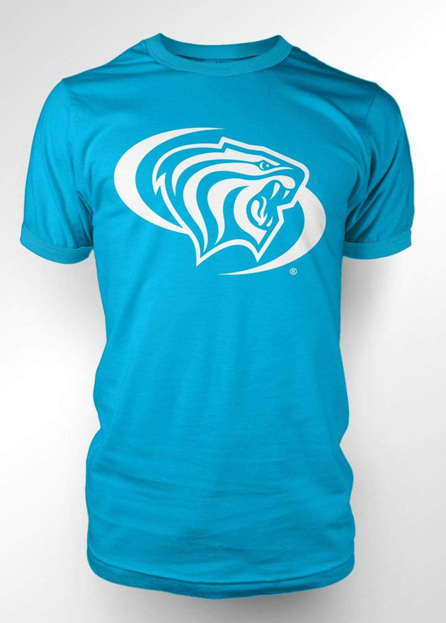 University of the Pacific Tigers Powercat Classic Series T-Shirt by Zeus Collegiate