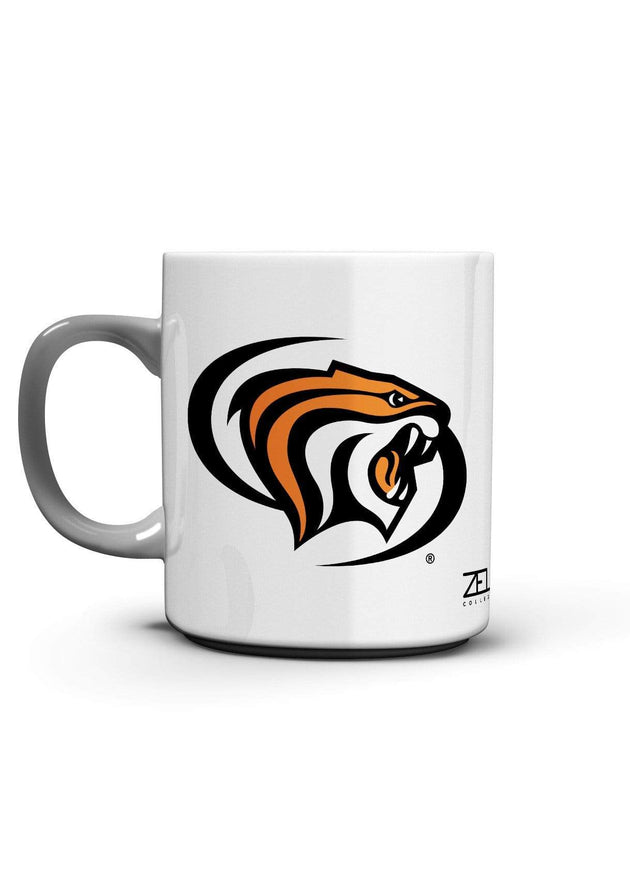 University of the Pacific Tigers Powercat Mug by Zeus Collegiate