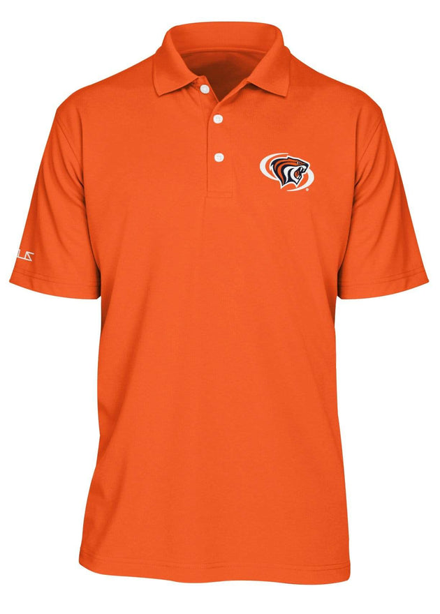 University of the Pacific Tigers Powercat Performance Polo Shirt by Zeus Collegiate